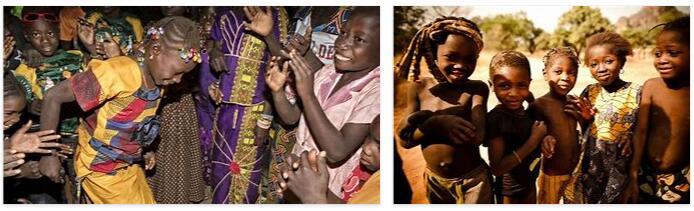 Burkina Faso Culture