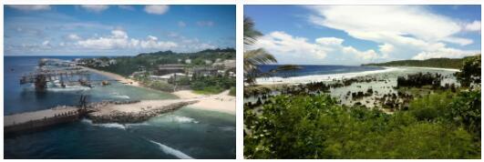 Nauru Economy
