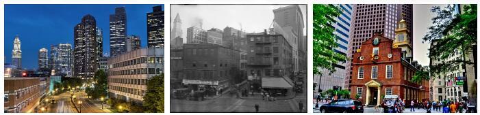 Boston City History