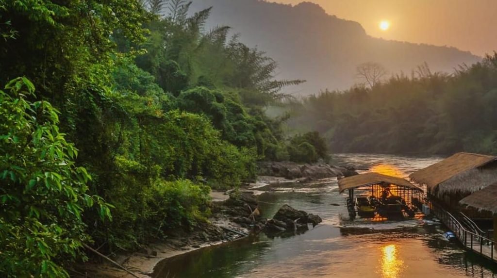 Bangkok, River Cruise and Koh Samet